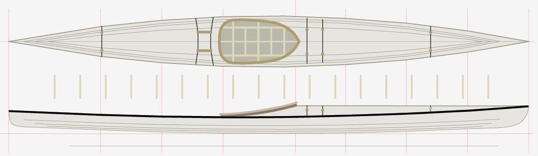 Skin-on-Frame Custom Kayak - Intro
